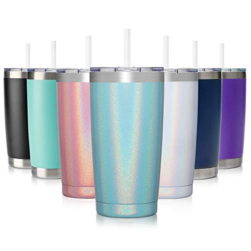 Civago 20oz Insulated Stainless Steel Tumbler
