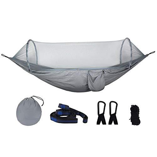 Camping Hamac-EverestDouble Outdoor hamacs Mousquetons /& Arbre Saver...