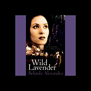 Wild Lavender audiobook cover art
