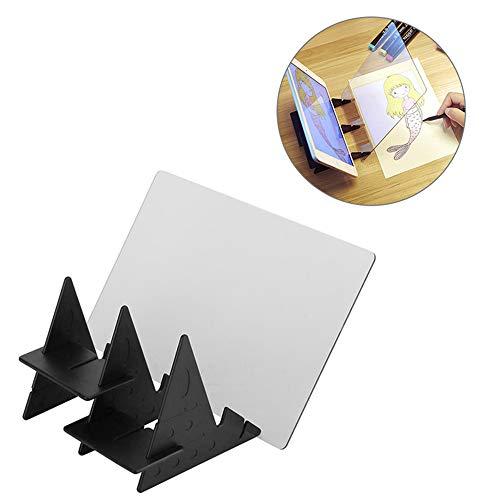 Stehen beweglicher optischer Projektor Painting Copy Board Kit für Künstler, Kinder, Schüler, Skizzieren, Zeichnen, Animation, Tracer Art Stencil-Tool