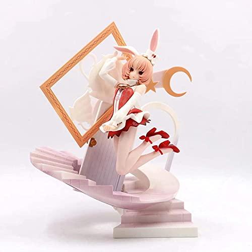 Edición Limitada Cuento de Hadas Alicia Conejito Modelo de Anime PVC Figura de acción Colección Muñeca Adornos Regalo Adulto Juguete Figura Modelos Figuras Coleccionistas Decoraciones