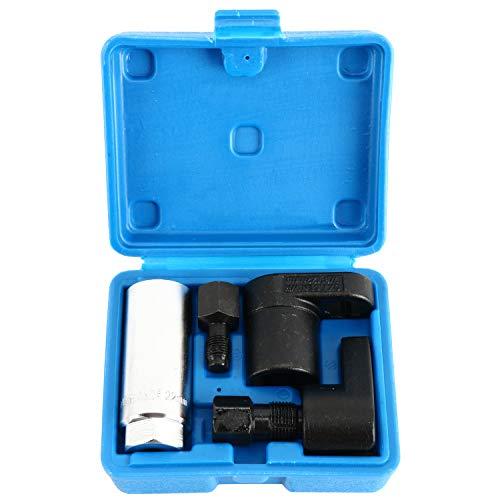 FreeTec - Juego de herramientas para sonda lambda profesional (5 piezas) Juego de herramientas para el coche