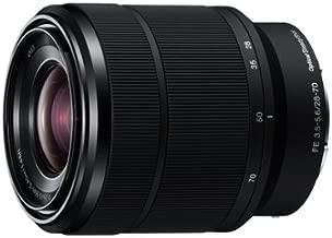Sony 28-70mm F3.5-5.6 FE OSS Interchangeable Standard Zoom Lens - International Version (No Warranty)