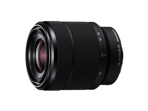 Sony 28-70mm F3.5-5.6 FE OSS Interchangeable Standard Zoom Lens - International Version (No...