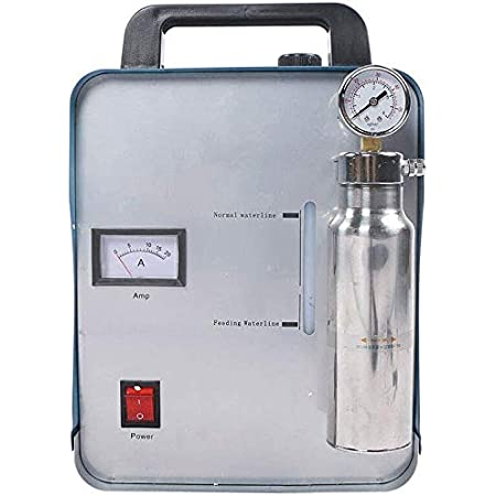 Oxygen Hydrogen Generator Acrylic Flame Water Welder Polishing Machine Polisher 75l 95l Baumarkt