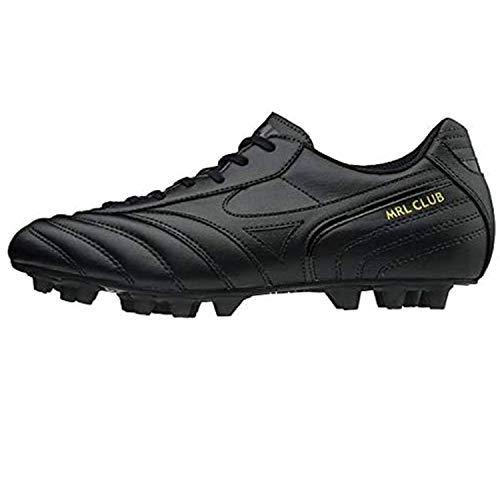 Mizuno Morelia II Club 24, Bota de fútbol, Black, Talla 10 US (43 EU)