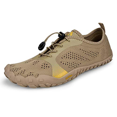 Troadlop Men's Running Shoes Aqua Water Shoes Hiking Camp Outdoor Minimalist Shoes
