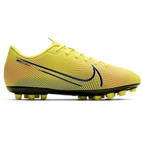 Nike CK0130-703, Sneaker, Lemon Venom/Black-Aurora Green, 36.5 EU
