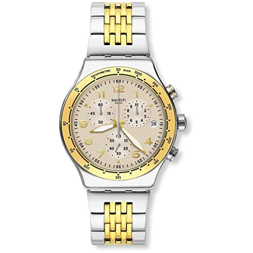 Reloj Swatch Irony Chrono YVS467G Casual Chic
