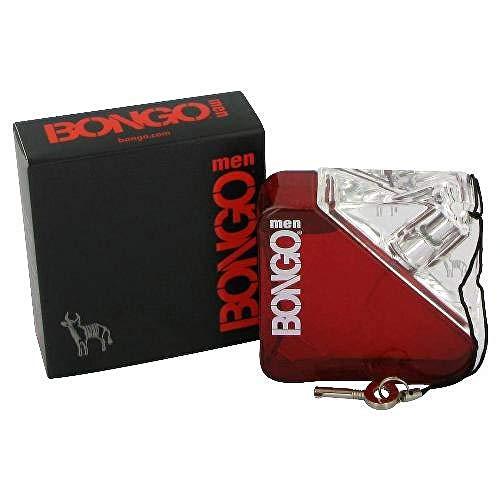 Bongo POUR HOMME par First American Brands - 100 ml Eau de Toilette Vaporisateur