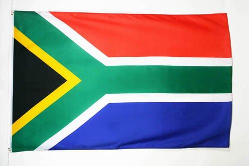 AZ FLAG Flagge SÜDAFRIKA 90x60cm - Republik SÜDAFRIKA Fahne 60 x 90 cm - flaggen Top Qualität