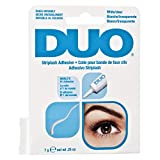 DUO Strip Lash Adhesive White/Clear, for strip...