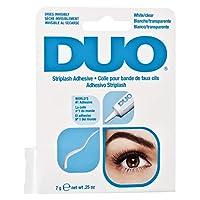 DUO Eyelash Adhesive - White/Clear (並行輸入品)