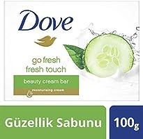 Dove Fresh Touch Katı Sabun 100 gr 1 Paket (1 x 100 g)