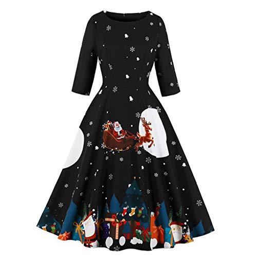 AMhomely Vestidos para Mujer, Vestidos de Fiesta, Vestidos de Fiesta, Vestidos de Noche, Vestidos de cóctel, Vestidos de Noche, Talla Grande, Estilo Indio Naranja Negro #2 XXX-Large