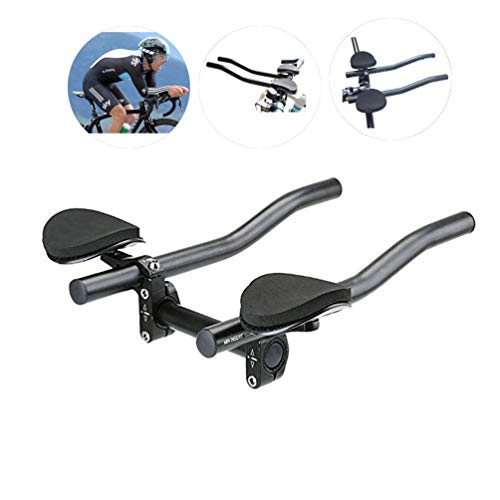 Annly Aero Bars Bicycle Rest Handlebar Triathlon Handlebar Bicycle Tri Bars Relaxlation Handlebars...