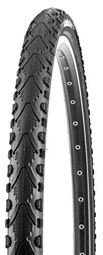 KENDA KAHN Juego de neumáticos para Bicicleta, Adultos Unisex, Negro, 26 x 1.95