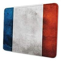 マウスパッド 超大型 ゲーミングマウスパッド フランスの旗 おしゃれ シンプル 高級感 ゲーミング デスクマット 防水 疲労軽減 耐久性が良い 滑り止めゴム底 ゲーミングなど適用 マウスの精密度を上がる (複数サイズ)