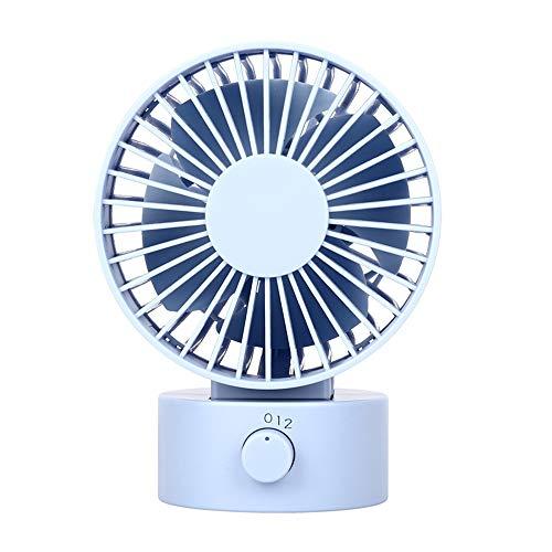 LEHEHE USB Mini Fan Desktop Fan Usb Kleine Ventilator Draagbare Opladen Stille Ventilator