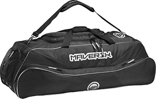 Maverik Lacrosse Kastle Team Bag, Black
