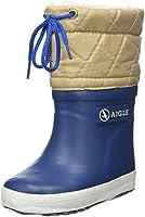 Aigle Unisex Kid's Giboulée Sneeuwlaarzen