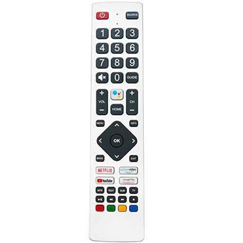 ALLIMITY SHWRMC0133 Telecomando Sostituisci per Sharp Aquos Ultra HD TV 40BL2EA 40BL3EA 40BL4EA 40BL5EA 50BL2EA 50BL3EA 50BL4EA 50BL5EA 55BL2EA 55BL3EA 55BL5EA