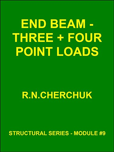 End Beam - Three + Four Point Loads (Structural Series - Module #9) (English Edition)