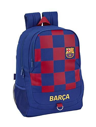FCB FC Barcelona Equipaje, Niños Unisex, Azul Marino, Talla Única