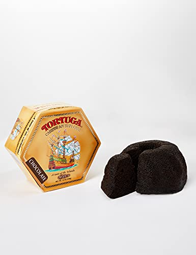 TORTUGA Caribbean Chocolate Rum Cake - 16 oz Rum Cake - The Perfect Premium Gourmet Gift for Gift Baskets, Parties, Holidays, and Birthdays - Great Cakes for Delivery