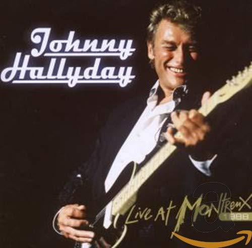 Johnny hallyday/live at Montreux