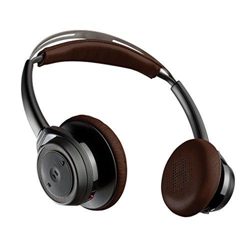 Plantronics Backbeat Sense Wireless Bluetooth Headphones with Mic - White