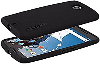 Original Incipio DualPro Dual Layer Protection Case For Motorola Nexus 6 (Black)