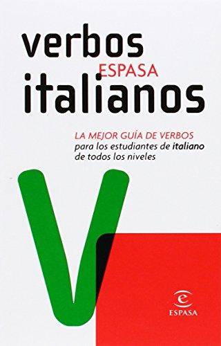 Verbos italianos (IDIOMAS)