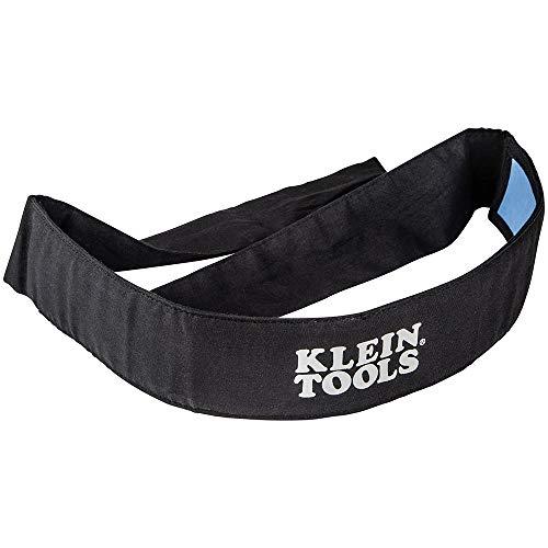 Klein Tools 60123 Bandana, Stay Cool con tecnología evaporativa PVA, color negro