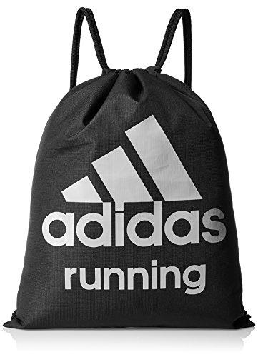 adidas Run Sac de Sport Mixte Adulte, Noir/Clear Onix