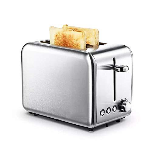 Broodbakmachine: multifunctionele bakmachine van roestvrij staal, bediening met één knop, veilig en gezond.