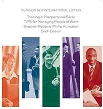 Training in Interpersonal Skills by Stephen P. Robbins - Paperback