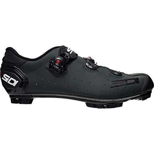 Sidi Jarin - Zapatillas de ciclismo para hombre, Negro (Olive Green), 47 EU