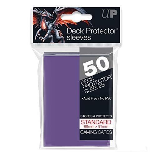 Ultra Pro 82676 - Protezione Viola (50) MBE3, Confezione da 50, Viola