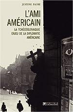 L'Ami américain de Justine Faure