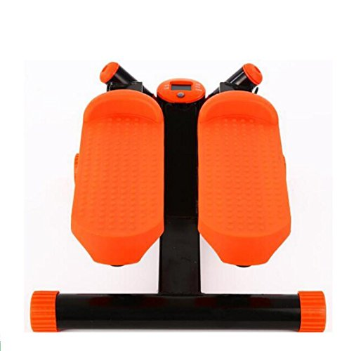 LMZZGAOYANQING Soleggiato Health & Fitness Mini Stepper con le fasce di resistenza Twister Stamina home office