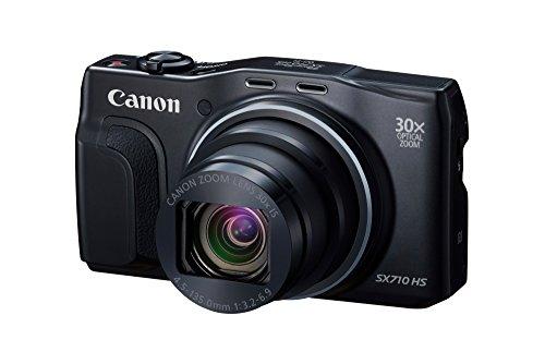 Canon digital camera PowerShot SX710 HS black 30 x...