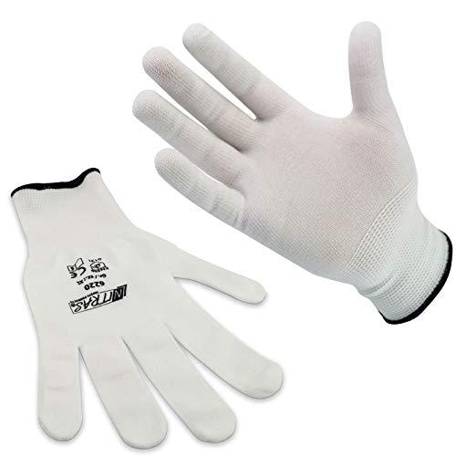 auto-Dress.de Car Wrapping Verklebe-Handschuhe fürs Folieren - nahtlos & fusselfrei!