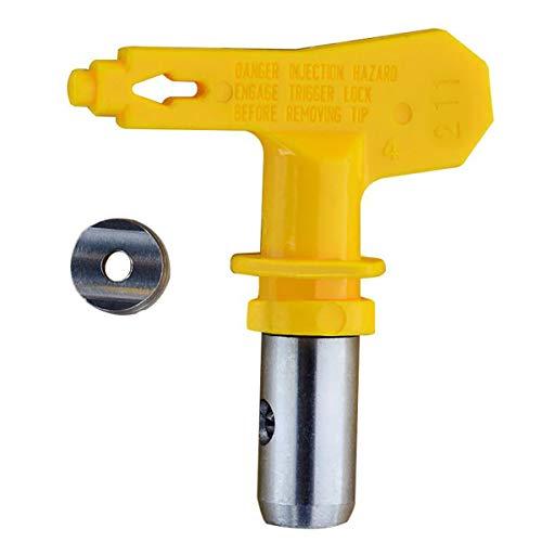 1 pistola de pintura Airless para boquilla de pulverización serie 16, para boquilla de pulverización TITAN Wagner – 417.