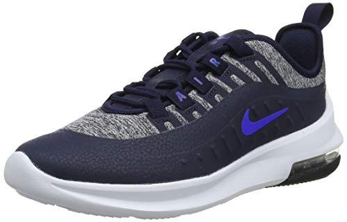 Nike Air MAX Axis Se (GS), Zapatillas de Running Niños, Azul (Obsidian/Racer Blue/Black/Whit 400), 35.5 EU