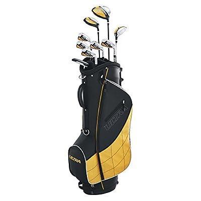 Wilson Golf Men's Ultra Complete Package Set, Left Hand