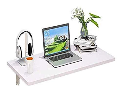 Praktische Beistelltische Wandklapptisch Home Laptop Schreibtisch Platz sparend für kleine Wohnung Küche Esstisch Fleckenresistente Werkbank