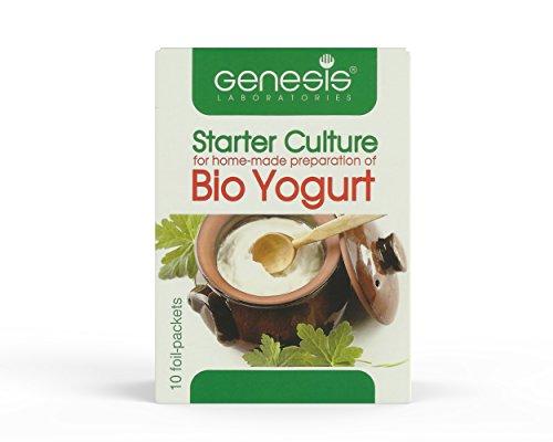 Bulgarische Bio Joghurt Starterkultur - organisch, hausgemacht,natürlichen - bis zum 50 Liter