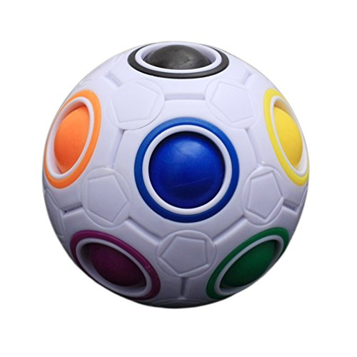 DDG EDMMS - Pelota esférica para niños, diseño de balón de fútbol ...