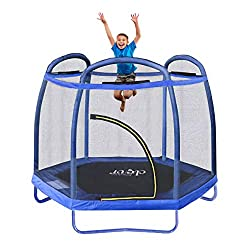 Clevr 7 ft Small Kids' Trampoline